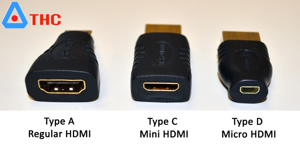 HDMI (micro, mini HDMI) to VGA, Audio (AV), DVI