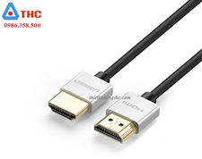 Cáp HDMI 2.0 Ugreen 4K Ultra HD 0,5M HD117-30475/40487