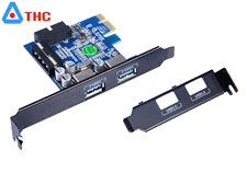 Card PCI Express to 2 USB 3.0 ORICO