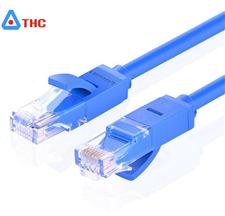 Dây Patch cord 10m Ugreen cat6 đầu đúc