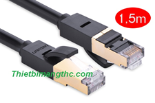 Dây, Patch cord Ugreen 1,5m Cat7 đầu đúc