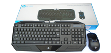 Keyboard + Mouse HP GK 1000