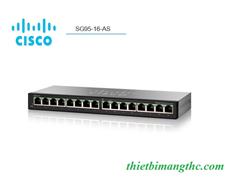 Switch Cisco SG95-16 port Gigabit 10/100/1000
