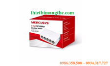 Switch Nối mạng 5 Port Mercusys