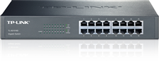 Switch nối mạng , Switch 16 Port TL-SG1016D Gigabit 10/1000/1000