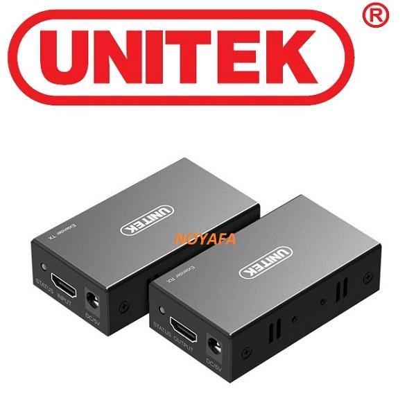 Bo keo dai HDMI 150M Unitek
