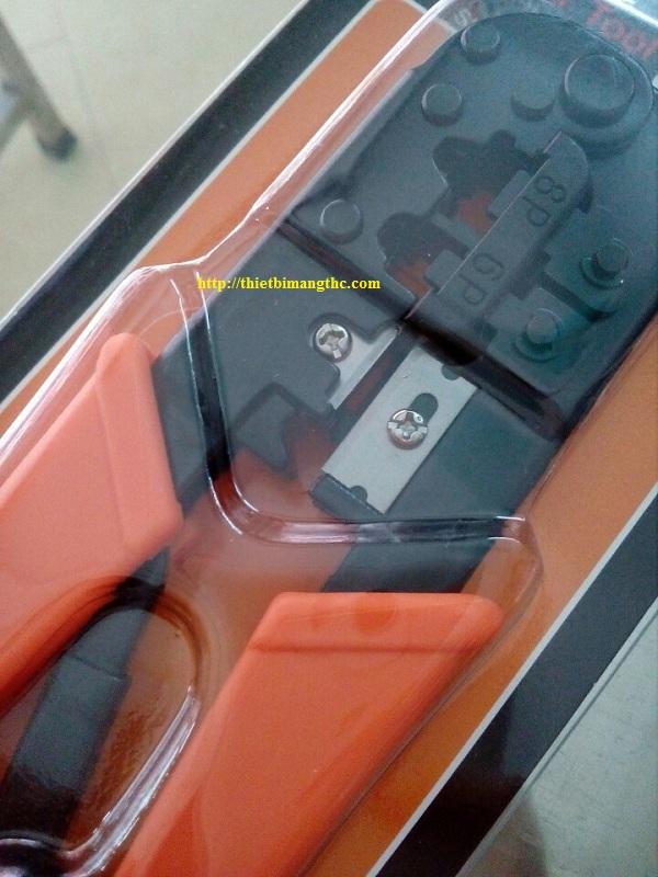 Kìm mạng Micronet bấm RJ11,RJ12,RJ45 hàng chính hãng