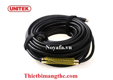 Cáp HDMI 30m Unitek YC-171M
