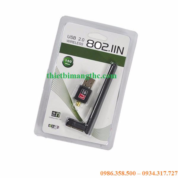 Bán lẻ USB thu sóng Wifi L''B link cực rẻ